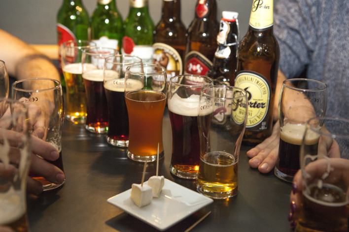 Private Czech Beer Tasting