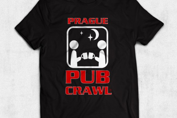 The Original Pub Crawl T-Shirt